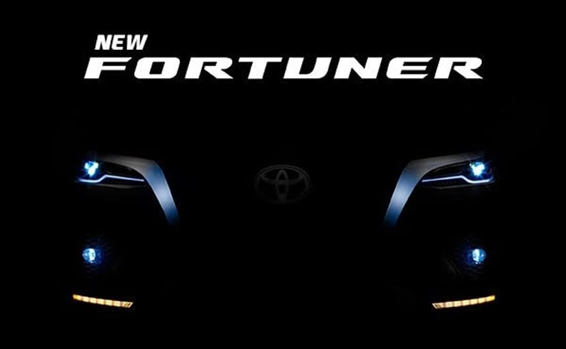 The 2021 Toyota Fortuner Facelift will be launched in India on January 6, 2021.