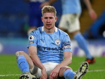 Pep Guardiola Confident Kevin De Bruyne Will Commit Future To Manchester  City | Football News