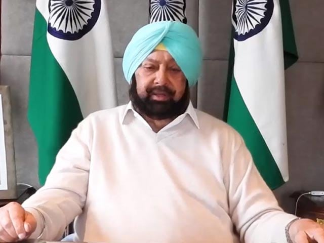 The center is maligning the farmers of Punjab.  Amarinder Singh spoke on bonded labor charges