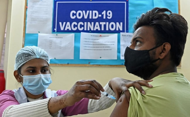 Covid Vaccine Jab Capped At Rs 250 At Private Hospitals: Government