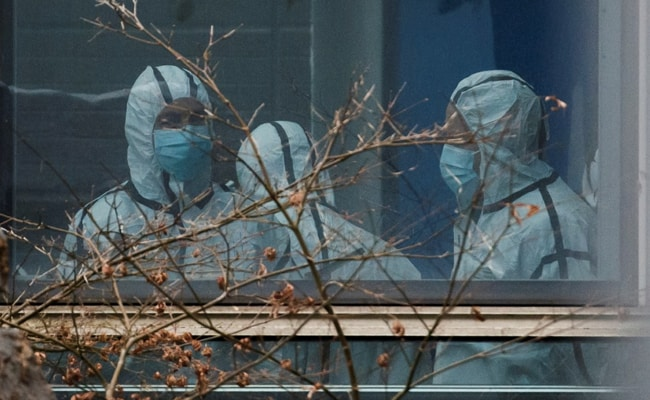 China To Build More Bio Labs Amid Scrutiny Over Wuhan Facility On Covid