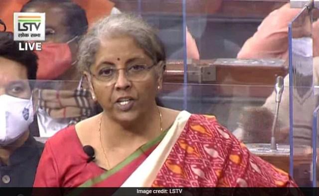 P Chidambaram's Speech On Union Budget Only 'Verbose': Nirmala Sitharaman
