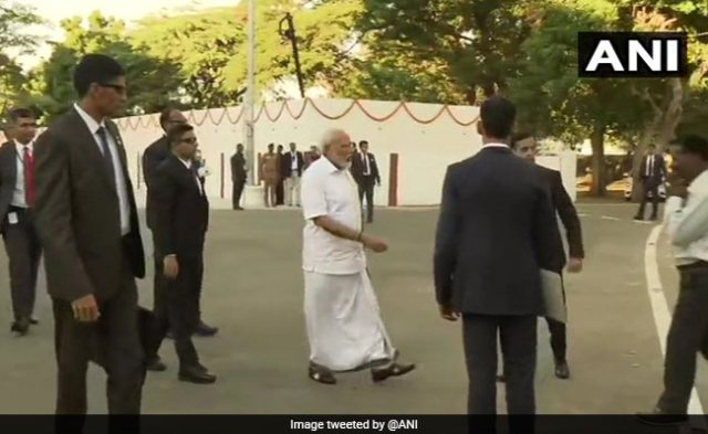 PM Modi Regrets Not Learning Tamil, The 'World's Oldest Language'