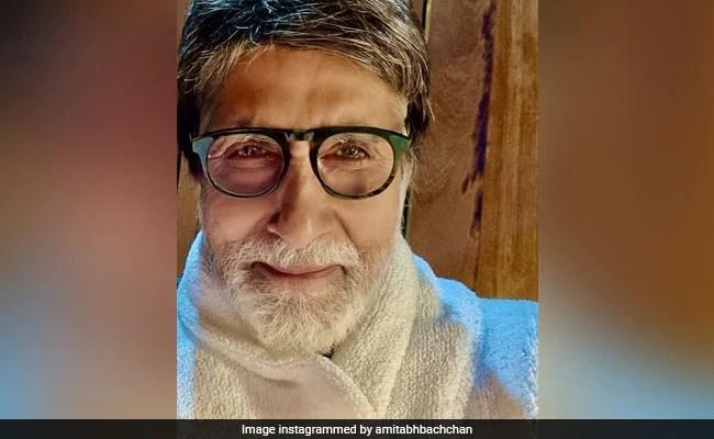 अमिताभ बच्चन ने अपने स्वास्थ्य पर एक अपडेट साझा किया, एक सर्जरी के बारे में लिखते हैं
