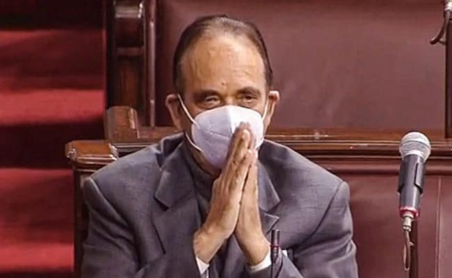 Image result for Ghulam Nabi Azad: I am Free, Dont Want To Be MP, Minister Or Hold Party Position