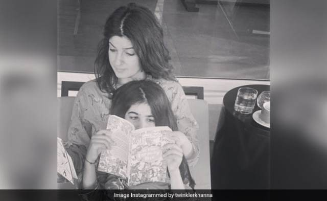 Twinkle Khanna's Book Reading Quota For Daughter Nitara Prompted This Query