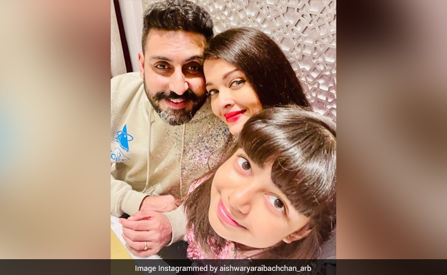 Aishwarya Rai Bachchan's Birthday Wish For Husband Abhishek Bachchan Is All About Love