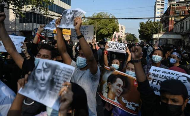 Reinstate Government, Release Aung San Suu Kyi: UN To Myanmar Military