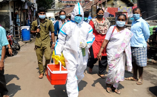 Mumbai Logs 2,554 New Covid Cases In 24 Hours, Lowest Since March 17
