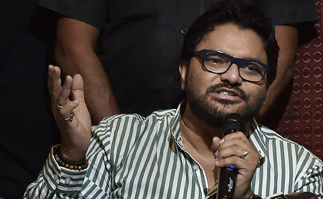 Babul Supriyo Sparks Controversy After Allegedly 'Slapping' Man In BJP Office