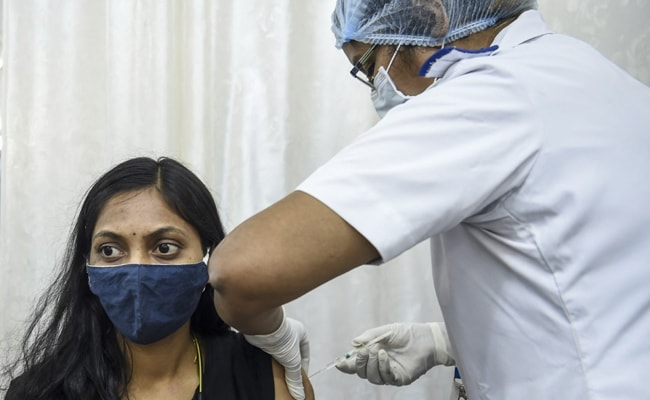 Over 24 Lakh Covid Vaccine Doses Get Administered Across India Today