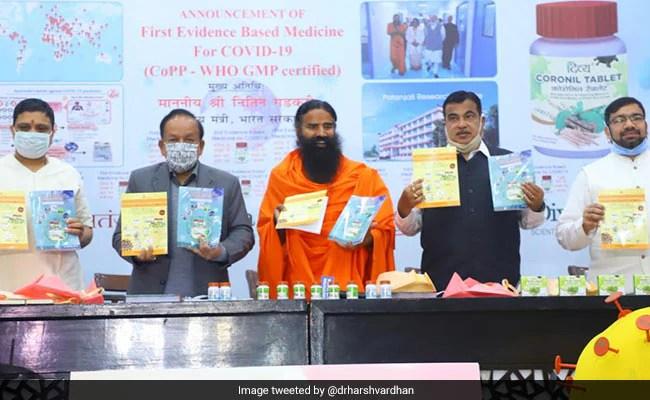 Adding Ramdev's Coronil To Uttarakhand Covid Kits Is 'Mixopathy': Doctors' Body