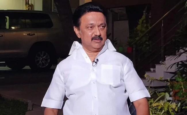 Tamil Nadu Chief Minister MK Stalin Congratulates Indian Women's Hockey Team