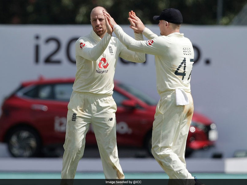 India vs England, Day-Night Test: Jack Leach feels England have covered all  bases for the