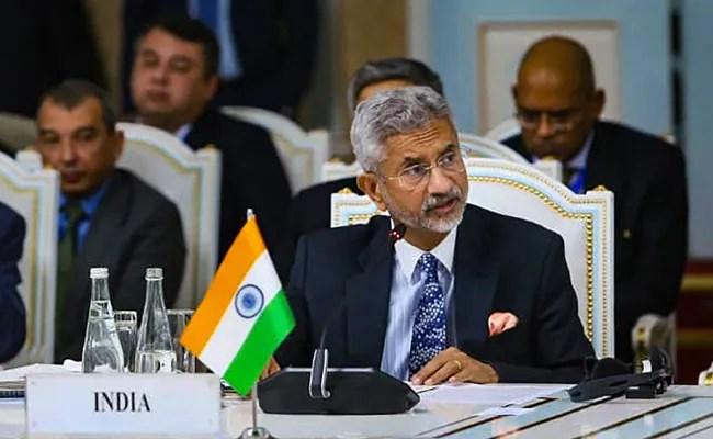S Jaishankar Speaks To US Secretary Of State On India's Covid Situation