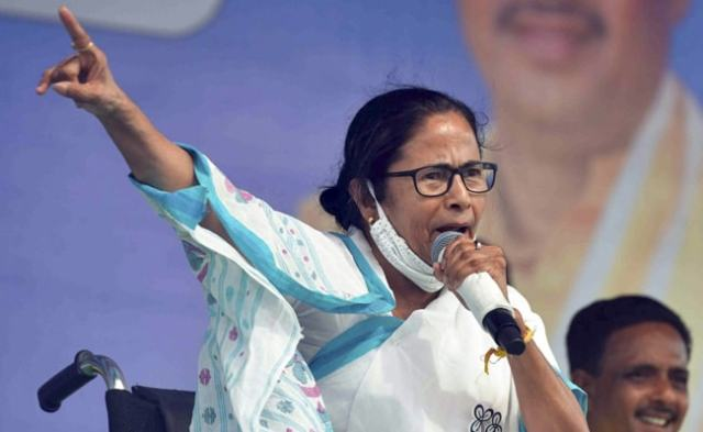 'I Drew Social Distancing Circles, You Grew Beard': Mamata Banerjee Attacks PM
