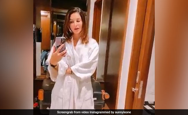 About Last Night: Sunny Leone Was 'Alone For The First Time' In 5 Months