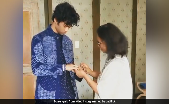 Filmfare Awards 2021: Babil Wore Dad Irrfan Khan's Clothes To Accept His Awards
