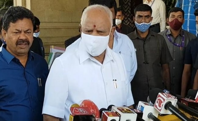 'People Dying': Opposition Slams BS Yediyurappa Government For Metro Ads
