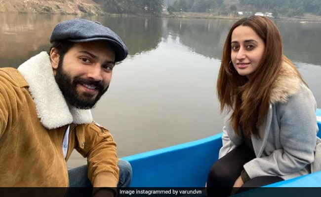 Varun Dhawan And Natasha Dalal Are In Arunachal Pradesh But ?Not On A Holiday?
