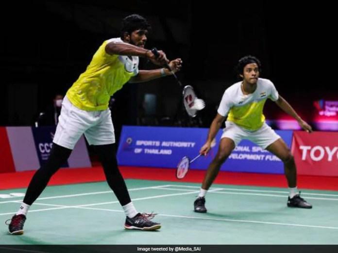 Swiss Open: Satwiksairaj Rankireddy, Chirag Shetty Enter Mens Doubles Semis