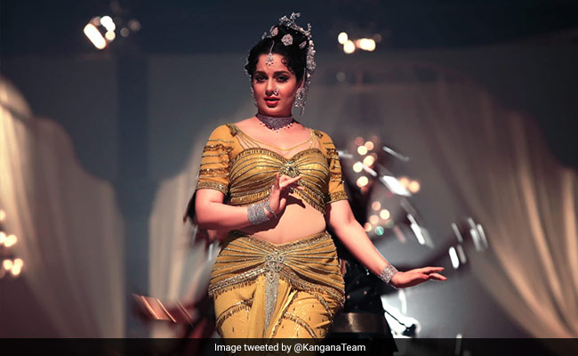 Ahead Of Thalaivi Trailer Launch, Kangana Ranaut Showcases Jayalalithaa's Life In Pics