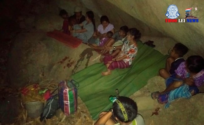 Myanmar Jets Bomb Village, Troops Kill Dozens Including Children