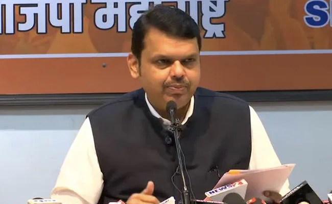 Devendra Fadnavis Says Low Testing Behind Drop In Maharashtra Covid Cases