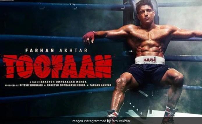 Farhan Akhtar's Toofan Gets A Release Date. Here's When It Begins Streaming