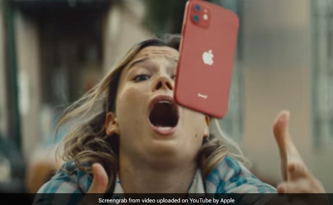 Watch: Apple Uses Indian Beats To Promote iPhone12