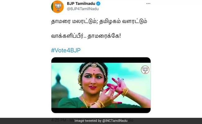 'Ridiculous...': Artiste Srinidhi Chidambaram On Tamil Nadu BJP's Tweet