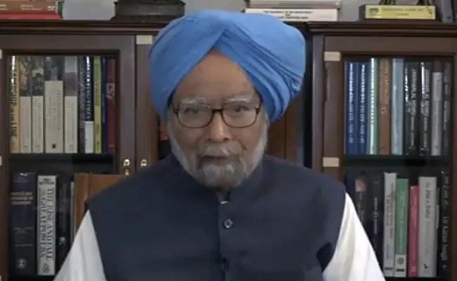 Manmohan Singh's Video Message A Day Before Assam Polls