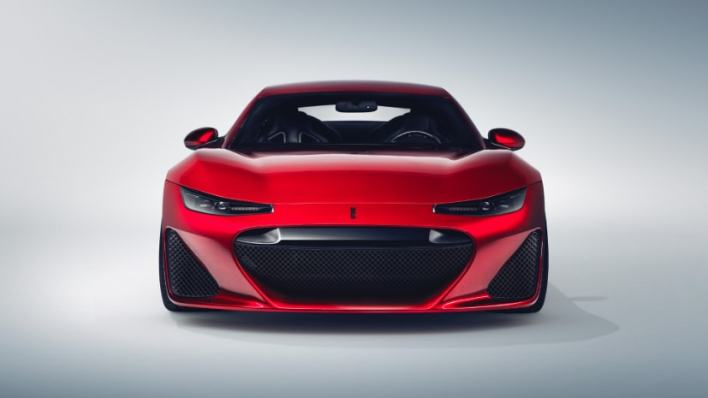 The Drako GTE costs $1.2 million and it can sprint even on snow