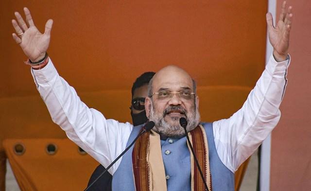 Amit Shah Cancels Bengal Rally Citing Chopper Snag, Trinamool Mocks BJP