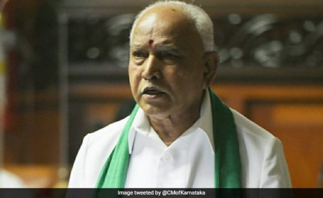 'No Impact Of Sex Scandal On Bypolls': Karnataka Chief Minister
