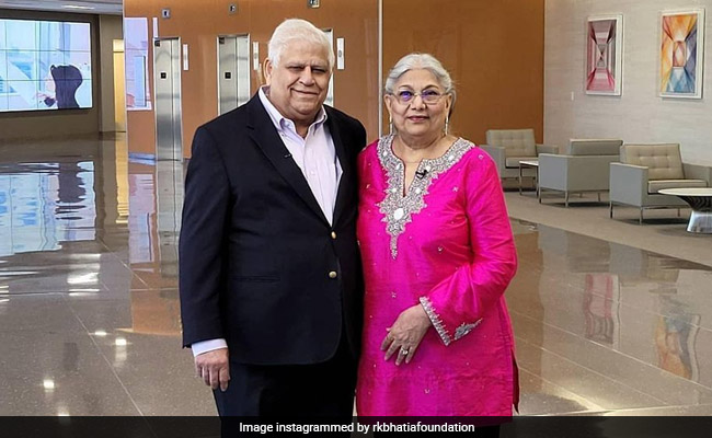 Indian-American Couple Donates Rs 1 Crore For Bihar, Jharkhand Healthcare