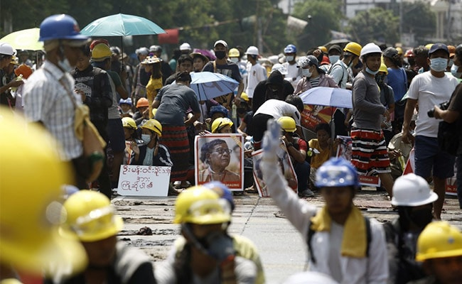 Myanmar Civil Disobedience Movement Nominated For Nobel Peace Prize