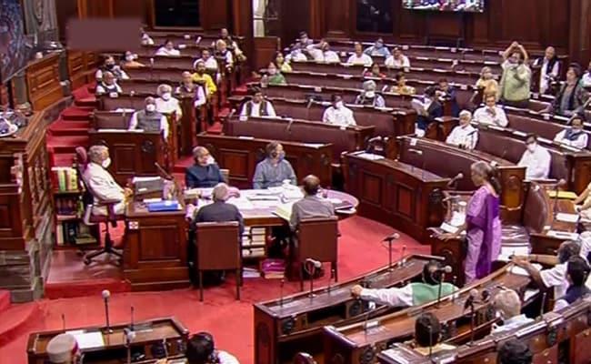 Centre's Delhi Bill Passed In Rajya Sabha Amid Uproar, Opposition Walkout