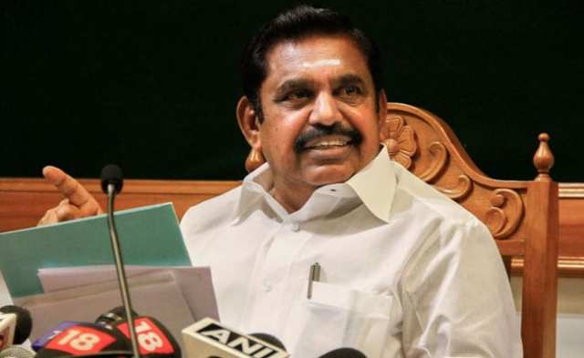 DMK Will Loot People's Property If It Comes To Power: E Palaniswami