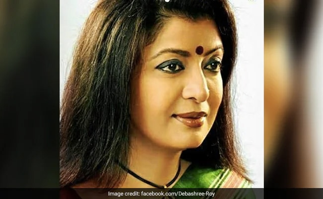 Actor Debashree Roy Quits Trinamool After Being Dropped As Poll Candidate