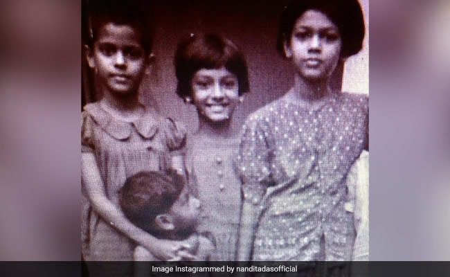 This Girl In A 'Katora Cut' Grew Up To Become An Actor. Guess Who?