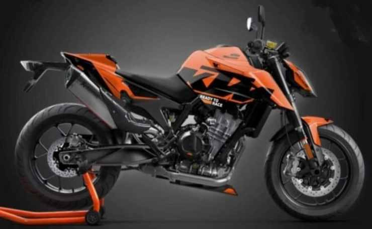 Only 100 units of the KTM 890 Duke Tech 3 MotoGP edition will be manufactured