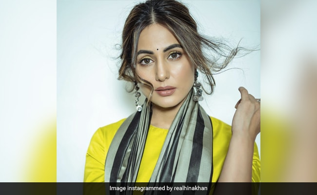 Hina Khan Tests Positive For COVID-19: 'Have Home Quarantined Myself'
