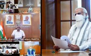 PM Modi Hosts High Level Meeting on Oxygen Supply and Availability