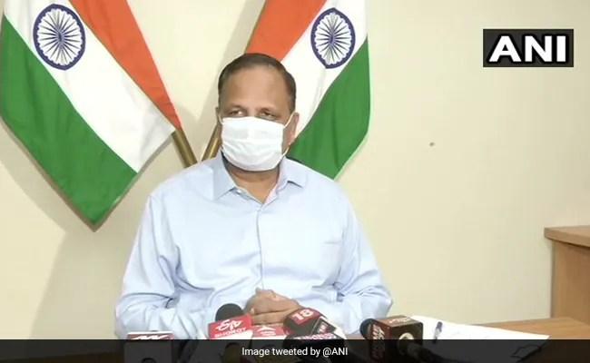 Covid Peak Sliding, Says Delhi Minister; Positivity Rate Drops Further