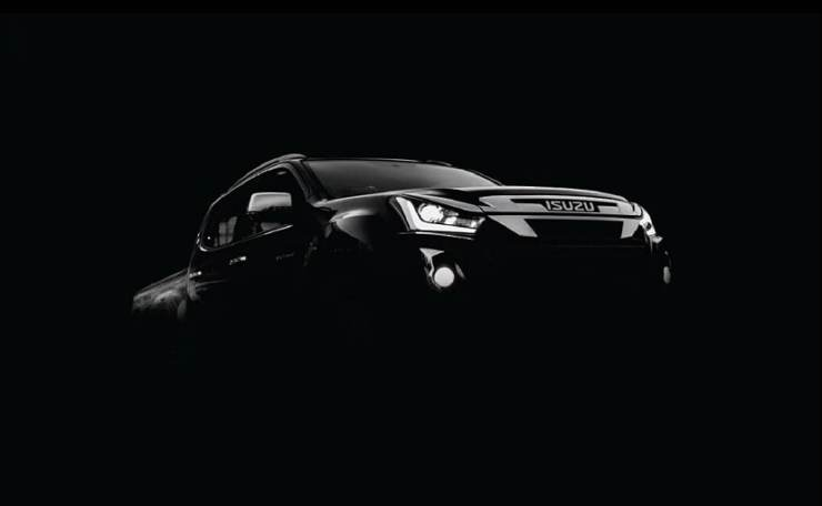 The prices of the 2021 Isuzu D-Max V-Cross are likely to be announced soon