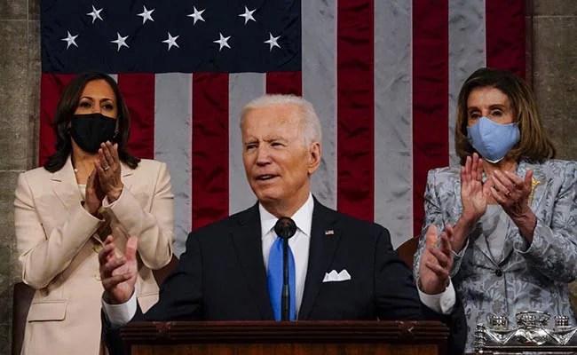 Joe Biden Hails 'Historic' Rebound As US Adds 850,000 Jobs In June