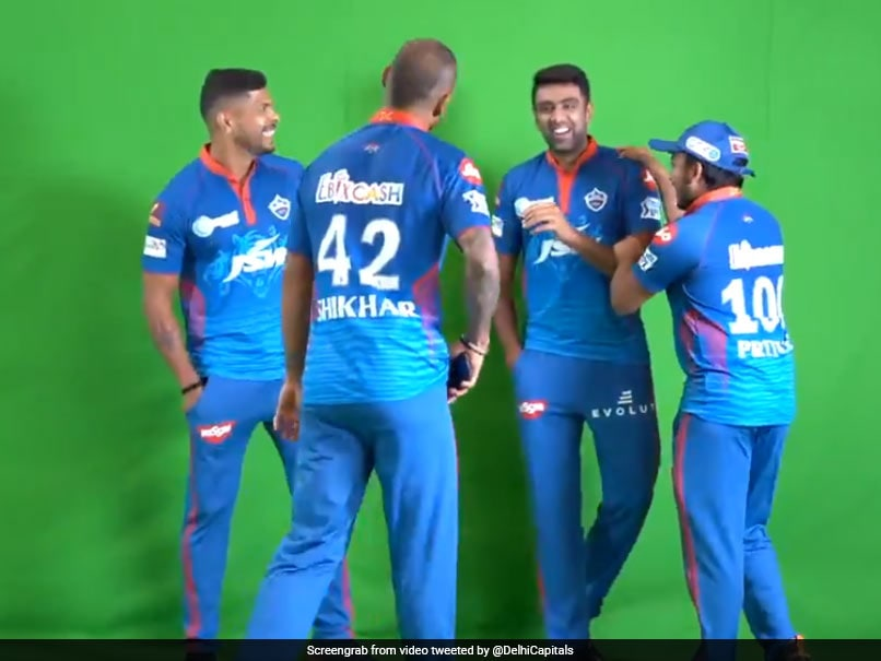 IPL 2021: Shikhar Dhawan Trying To Coax R Ashwin Into Doing Vaathi Coming Dance Step Is A Giggle Fest. Watch
