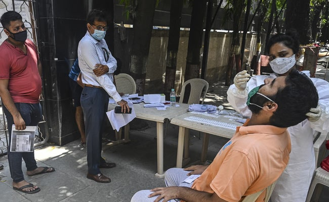 3.49 Lakh Fresh Covid Cases In India, 2,767 Deaths In New Record High | Latest News Live | Find the all top headlines, breaking news for free online April 25, 2021