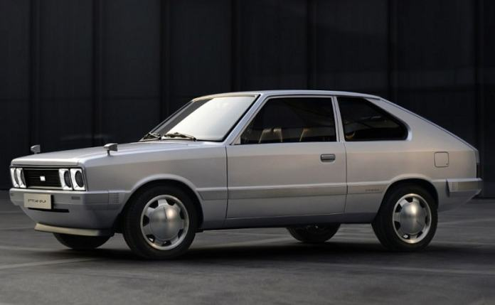 The hatchback was Korea's first mass-produced and exported vehicle.